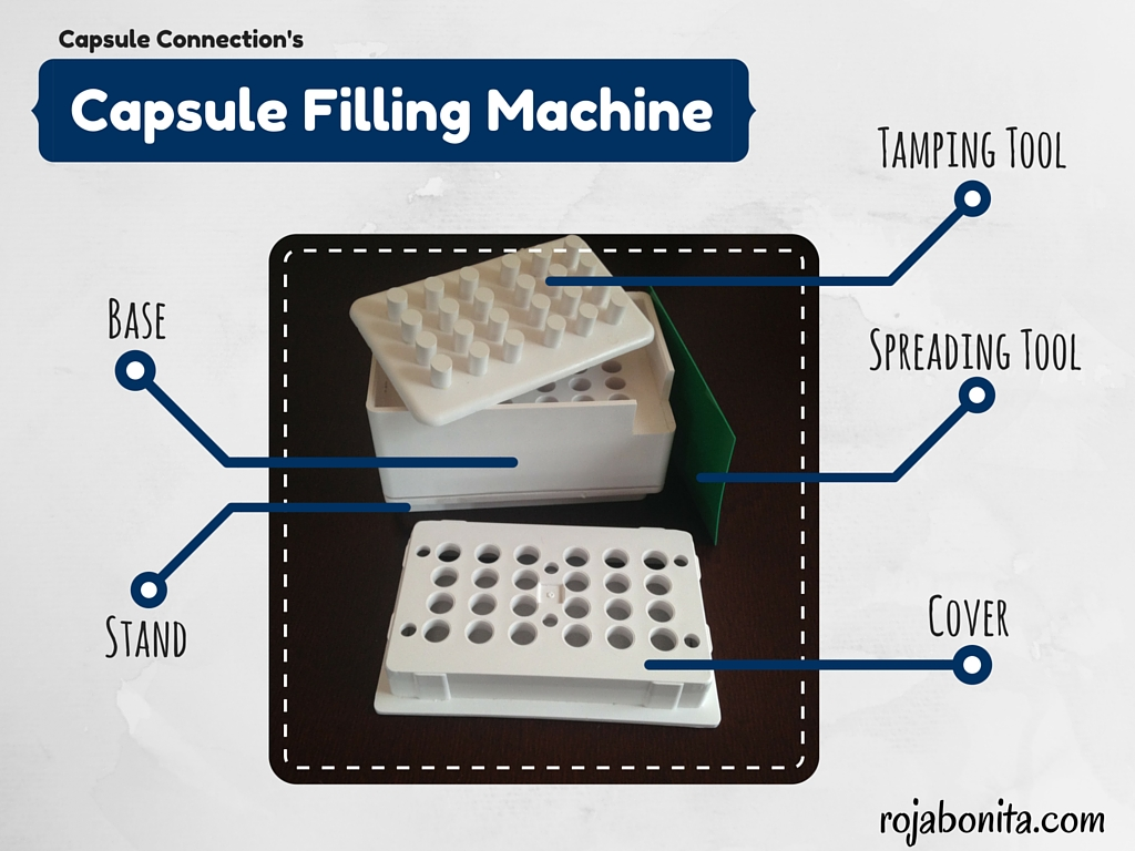 Capsule Filling Machine Parts