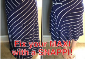 Mommy Engineering – Fix your Maxi with a Snappi